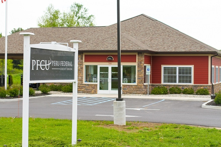 Instead, PFCU Built A New Branch On The Main Road Through Town And Secured  A New Community Charter, One That Includes Hometown Clinton County And  Adjacent ...
